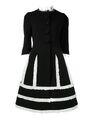 Moschino Resort 2013 Black dress