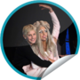 GetGlue Stickers - Lady Gaga on Ellen on December 9, 2011