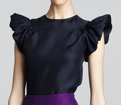 File:Yves Saint Laurent Spring 2012 RTW Ruffled Sleeves Top.jpg
