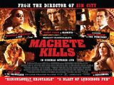 Machete Kills UK Poster