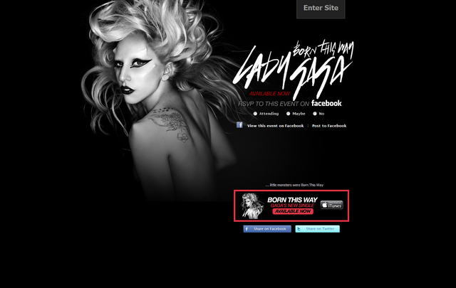 File:Official website - Born This Way Single.png
