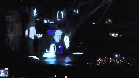 Lady Gaga - Born This Way Ball - Intro (Hong Kong)