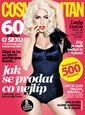 Cosmopolitan Czech Republic November 2010 cover