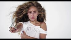 Inez and Vinoodh ARTPOP Film 019