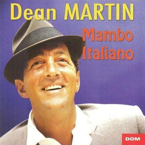 File:Dean Martin - Mambo Italiano.jpg