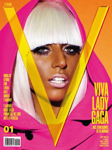 File:V magazine Spain 01 Otoño 2009 cover.jpg