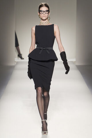 File:Moschino Fall 2011 RTW Black Peplum Dress.jpg