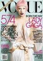 Vogue The Power Issue March, 2011 Cover