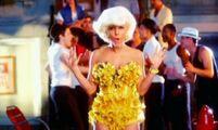 Haus of Gaga/The Fame#Daffodil dress