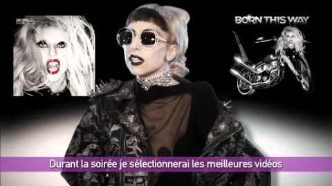 Little Monsters Video Awards Announcement