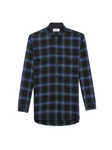 File:YSL - Blue plaid shirt.jpg