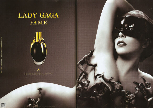 Fichier:Lady Gaga Fame Spreads Censored 001.jpg