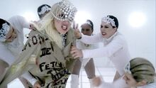 Lady Gaga - Bad Romance 023