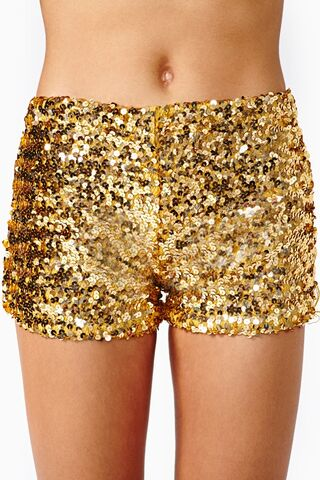 File:Nasty Gal - Gold disco heat sequin shorts.jpeg