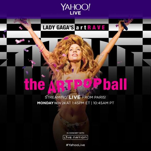 File:ArtRave The ARTPOP Ball Tour Live In Paris, Bercy.jpg