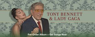 Cheek to Cheek on iTunes (Aug, 2014)