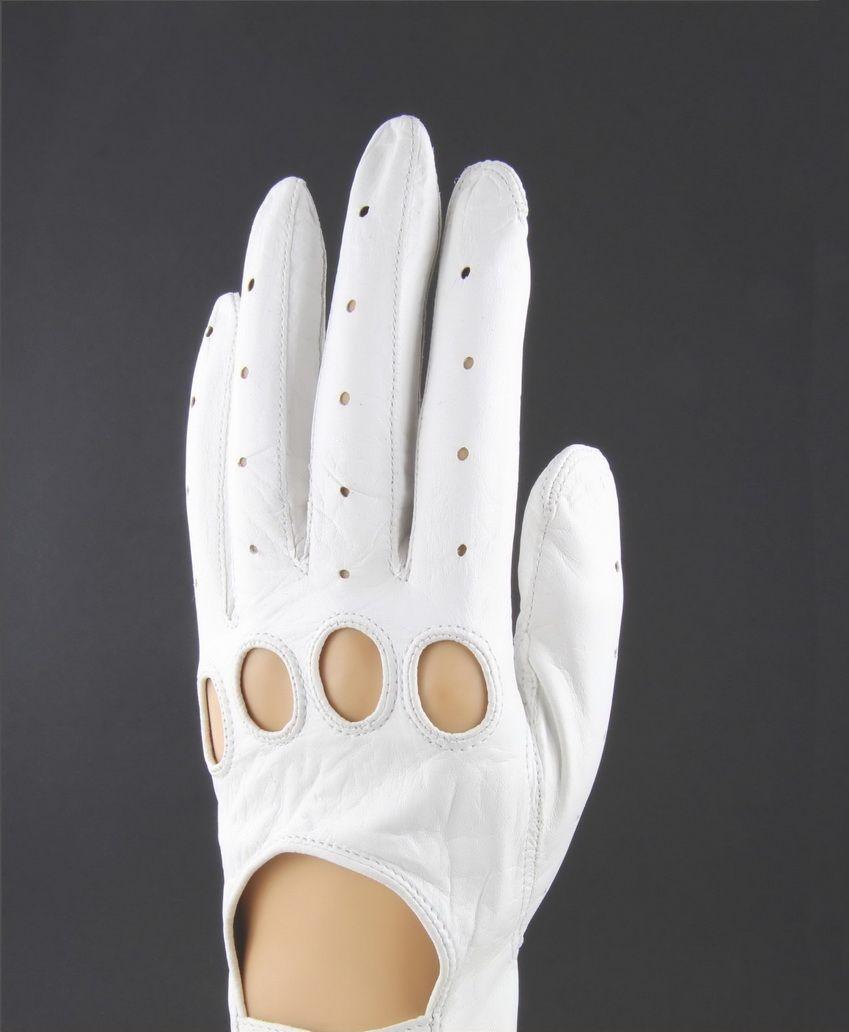 Gaspar leather driving gloves - Gaspar Leather Driving Gloves 2