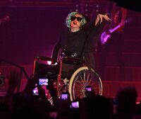 Lady-Gaga-Mermaid-In-Wheelchair