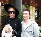 8-28-12 Leaving Hotel in Helsinki 001