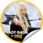 GetGlue Stickers - Lady Gaga on GMA on November 22, 2011