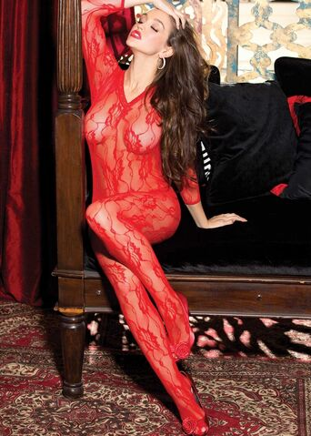 File:Leg Avenue - Floral lace bodystocking.jpg