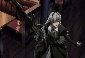 Gretel's Weapon