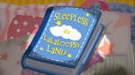 Sleepless in Lalaloopsy Land title card