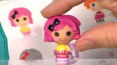 Lalaloopsy Micro Figurines