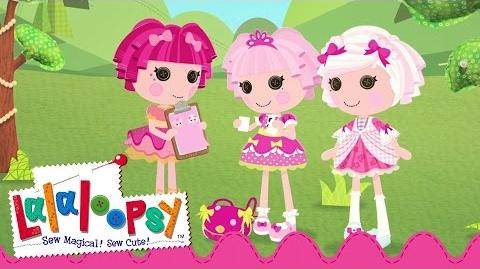 Princess Club Elections Lalaloopsy