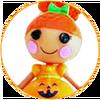 Character Portrait - Pumpkin Candle Light