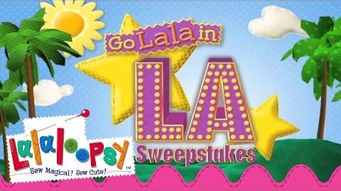 Go Lala in LA Sweepstakes