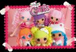 Lalaloopsy Girls - Meet the Girls