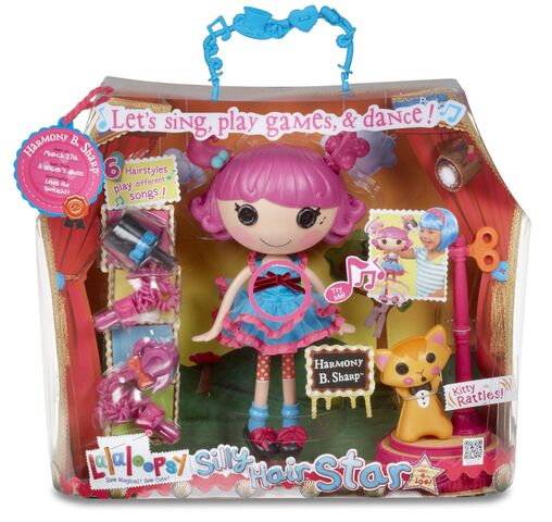 File:Harmony B. Sharp doll - Silly Hair Star - box.jpg
