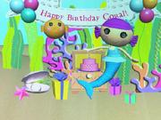 Coral Birthday