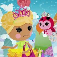 Lalaloopsy S2E5 - Life of the Parties