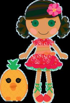 Cartoon Profile Mango