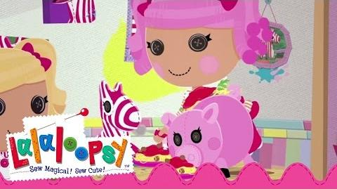 Pepper Pot 'N' Pans Lalaloopsy