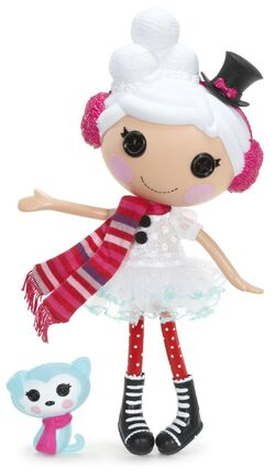Winter Snowflake - large core doll