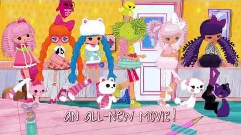 Lalaloopsy Girls - Welcome to L.A.L.A