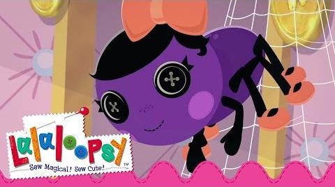 Spiders Are Our Friends Lalaloopsy