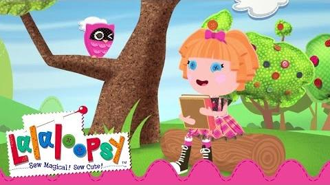 Bea Spells-A-Lot Sewn On Date Lalaloopsy
