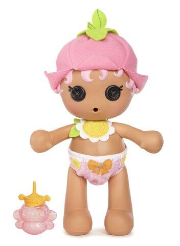 File:Blossom Flowerpot doll - Babies (Diaper Surprise) - standing.jpg