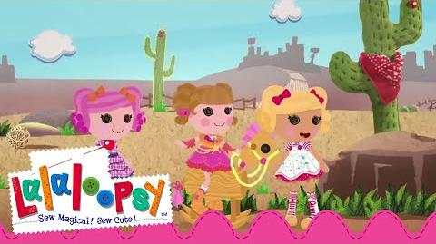 Lalaloopsy Webisode- Horseplay