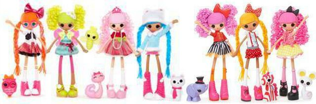 File:Lalaloopsy Girls - entire lineup preview stock pic.jpg
