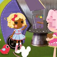 Lalaloopsy S1 E4 - Dot's Moon Mission