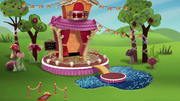 Tippy's stage