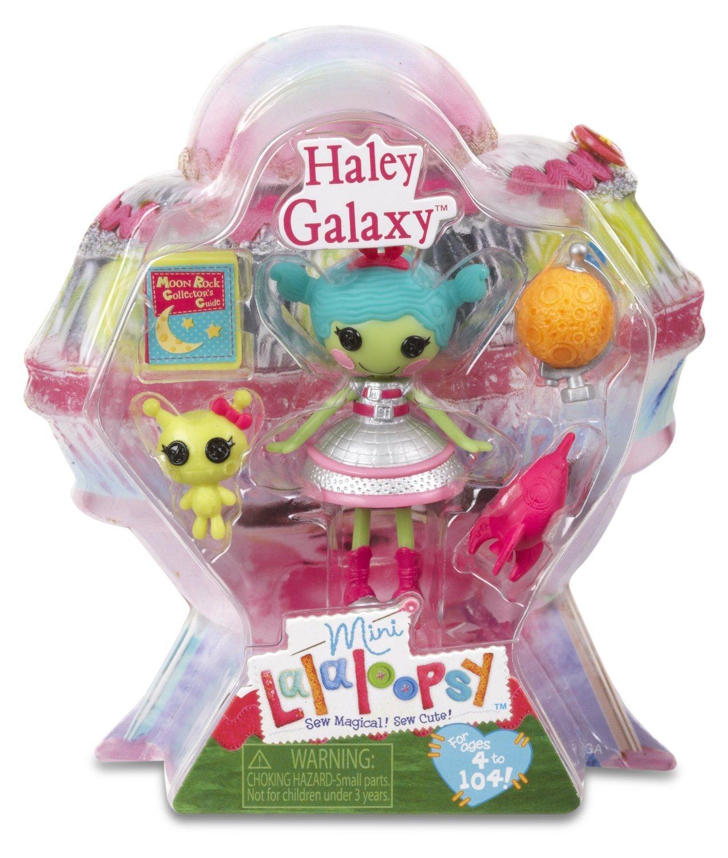 A Little Toy Escapade Mini Lalaloopsy Haley Galaxy
