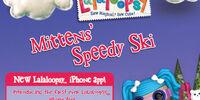 Mittens Speedy Ski