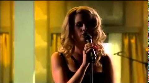 Lana Del Rey performing Chet Baker with Mando Diao