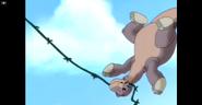 The tarzan Littlefoot
